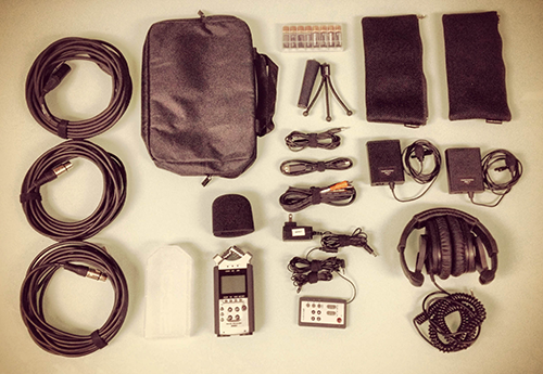 Scott Berkun's audio interview kit for We Make Seattle (med)
